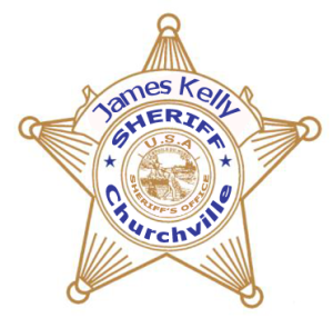 James Kelly's Sheriff of Churchville, USA
